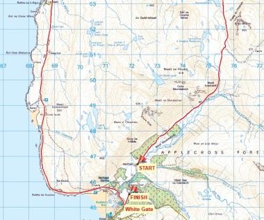 duathlon course south